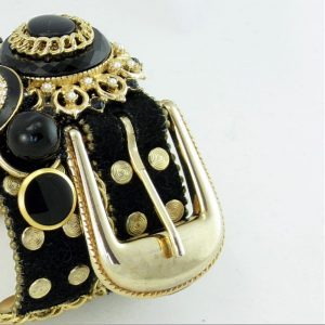 Fashion Functional Buckle Cuff