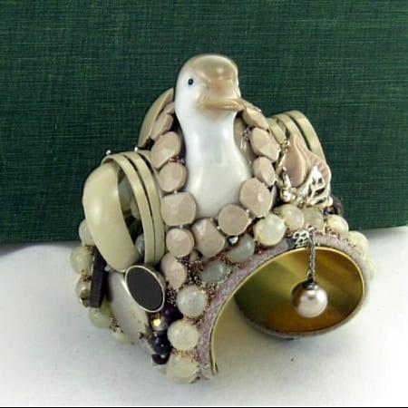 Duck Art Couture Cuff