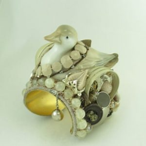 Duck Art Couture Cuff