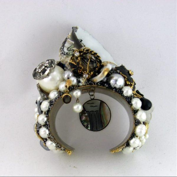 Dragon Ware Art Couture Cuff Jewelry