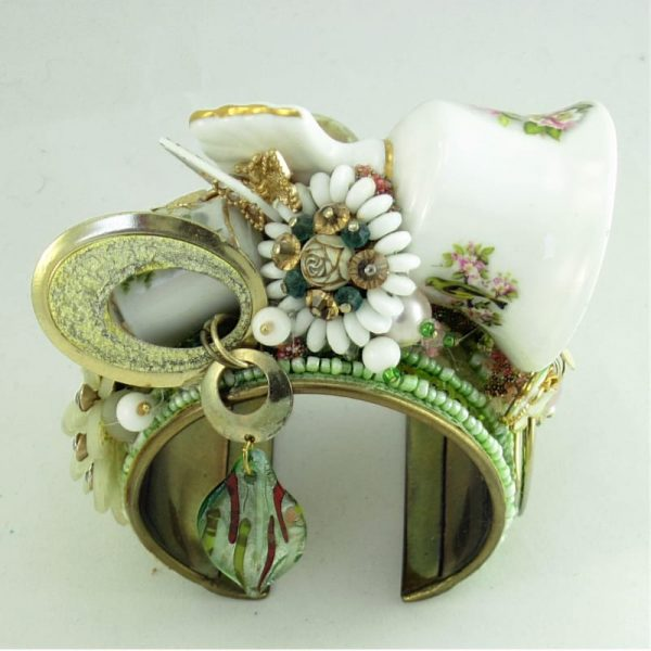 Bird Song Custom Cuff Bracelet