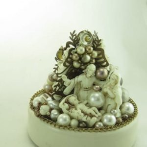 "Sculptural Art Piece - ""Pearl of Great Price"