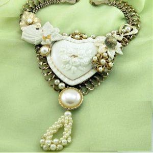 Lenox Loving Heart Art Couture Necklace
