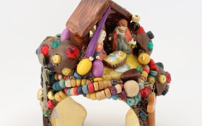 CREATION STORY BEHIND: Greatest Story Ever Told Nativity Cuff